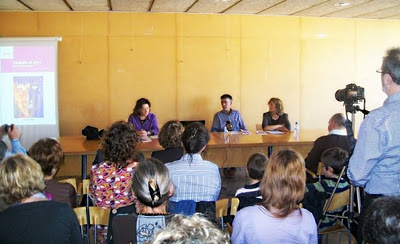 Presentació (Sílvia Romero - Jaume Joan Pàmies - Empar Sáez