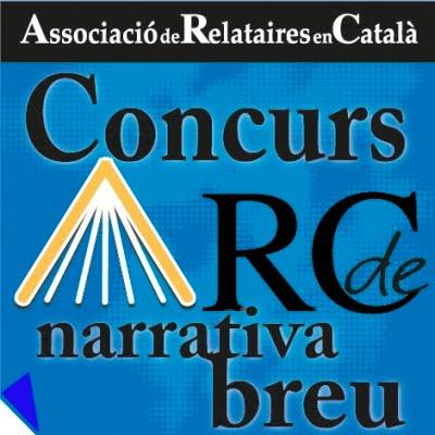 Concurs ARC de Narrativa Breu 2012 'Segona oportunitat'